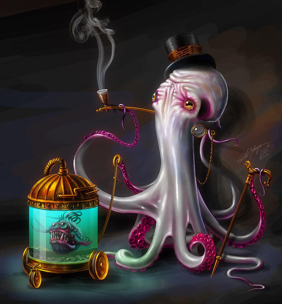 Sir Octopus